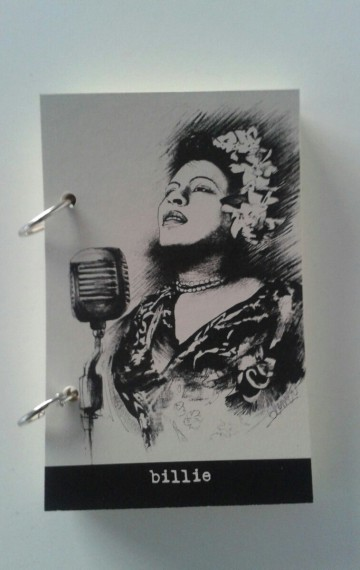 Taccuino – Billie Holiday
