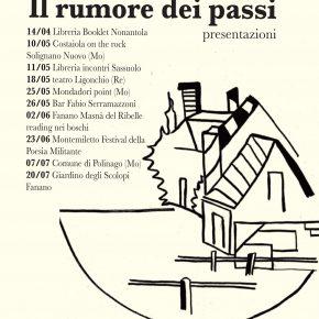 TOUR IL RUMORE DEI PASSI